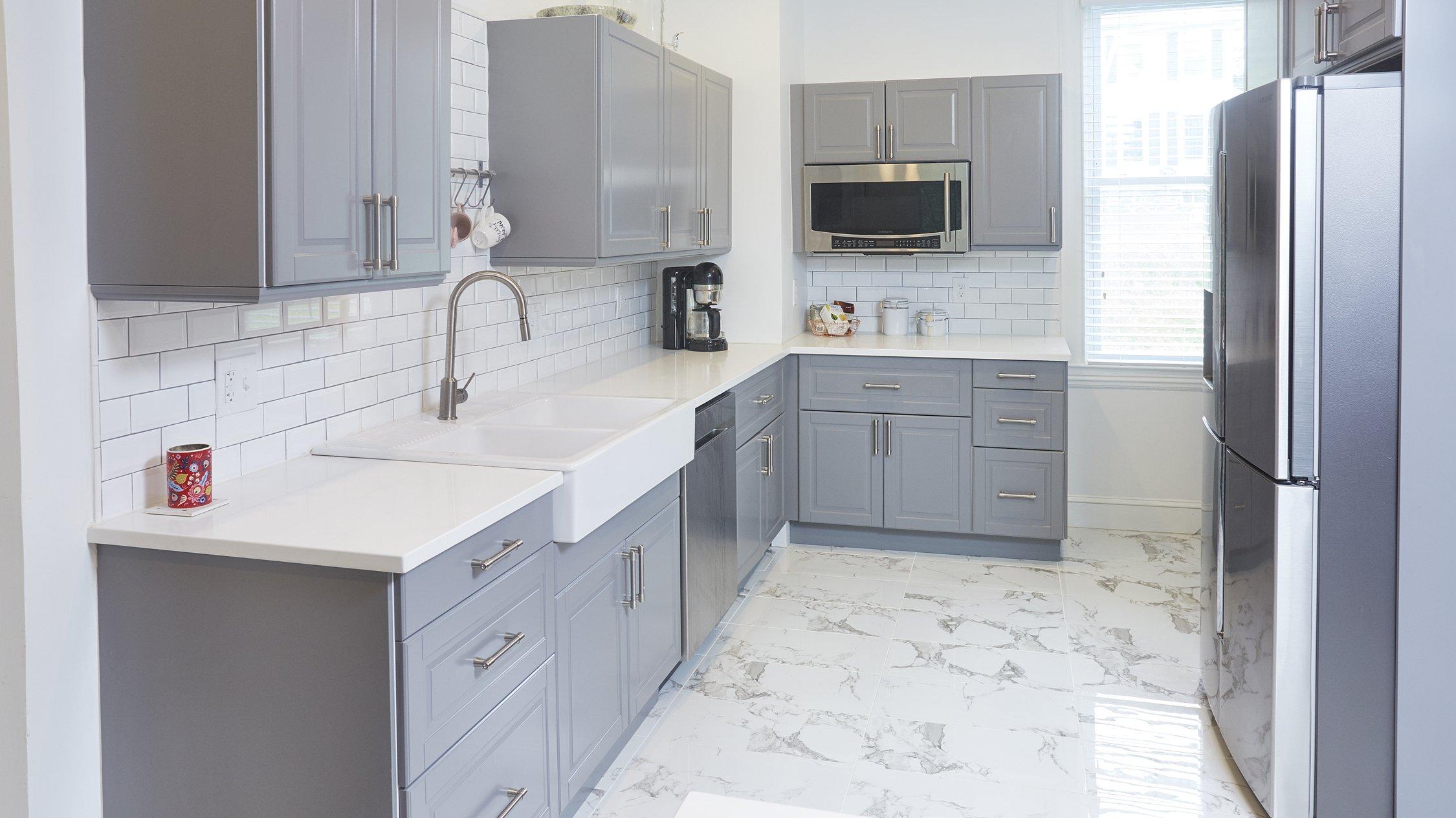 Tile Flooring for Kitchen or Bath